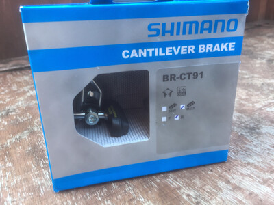 Shimano Cantilever Brake Set (2 Pairs)