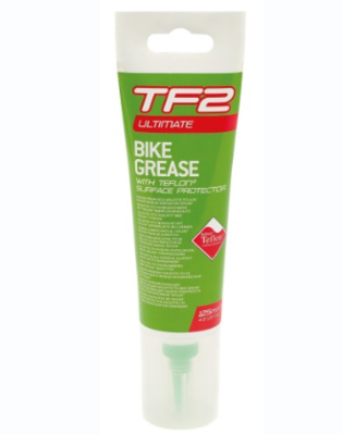 Teflon Weldtite TF2 Red Cycle Grease