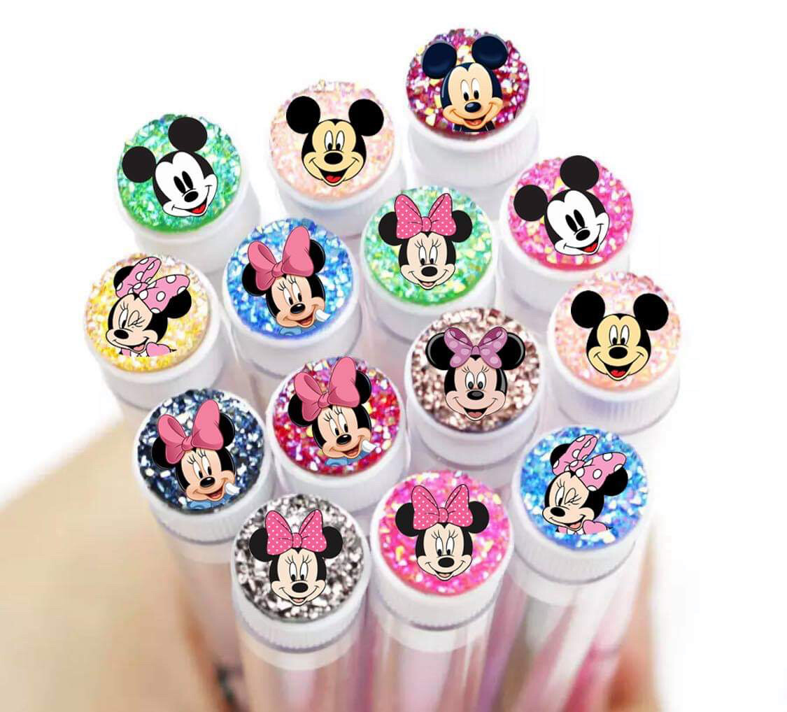 Mini And Mickey Mouse Style Lash Wand