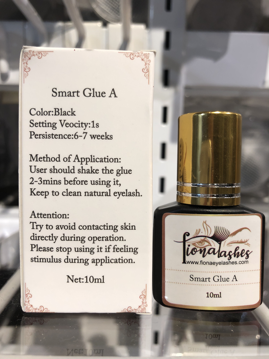 Smart glue type A with 6-7 weeks Retention 10ml