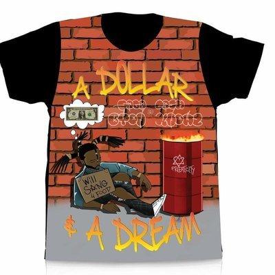 Dolla & A Dream Adult Shirt