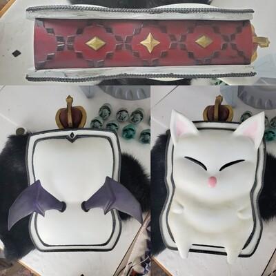 Final Fantasy XIV Majestic Moogle Mogtome