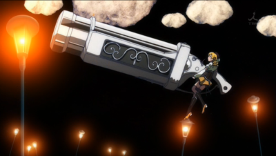 Tiro Finale! Mami Tomoe Rifle / Cannon Display prop Madoka Magica