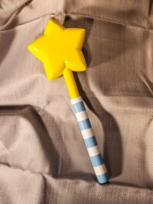 Animal Crossing: New Horizons Star Wand Cosplay Prop