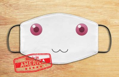 Madoka Magica Mask