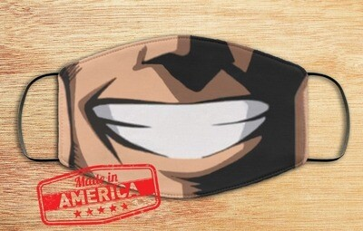 My Hero Academia All Might Mask
