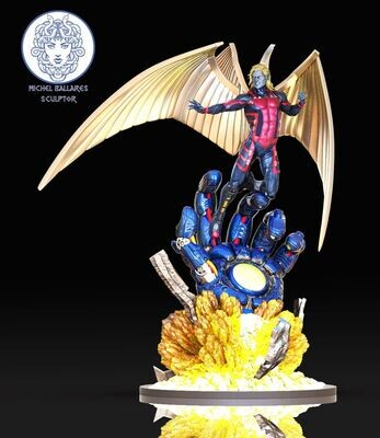 X-men ArchAngel Figure