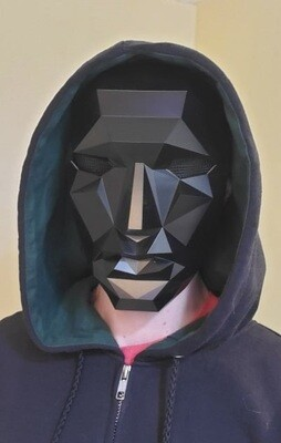 The Front man Mask from Squid Game