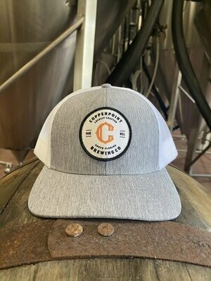 Copperpoint patch hat