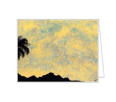 "Notecards - Set 1 ""Oasis"" (6/pack)"