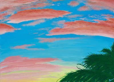 """""""Day Dream"""" -  Signed 10"""" x 8"""" Print"""