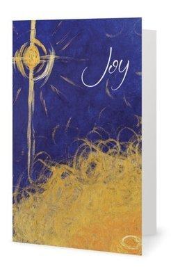"Christmas Cards: ""Joyous Star"" (10/pack)"
