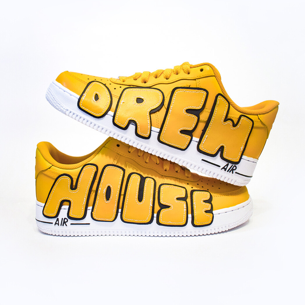 Custom Drew House x Nike Air Force 1 (Limited Special Edition)