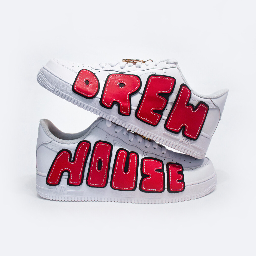 Custom Drew House x Nike Air Force 1 (Limited)
