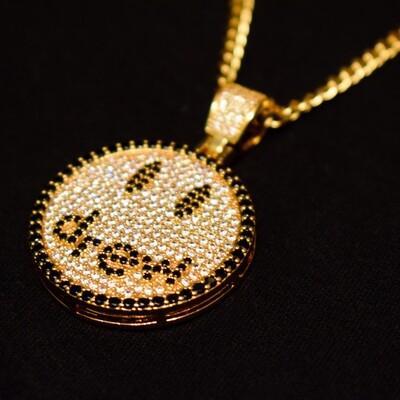 Drew House Gold Bling Pendant