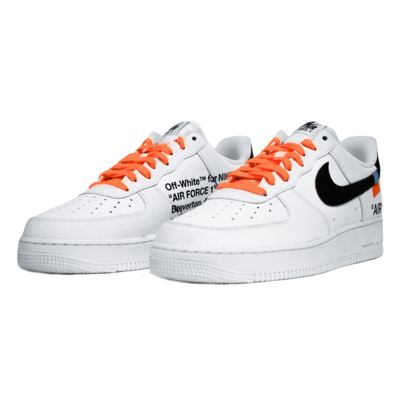 Custom Off-White x Nike Air Force 1 (20 Limited Edition Pairs)