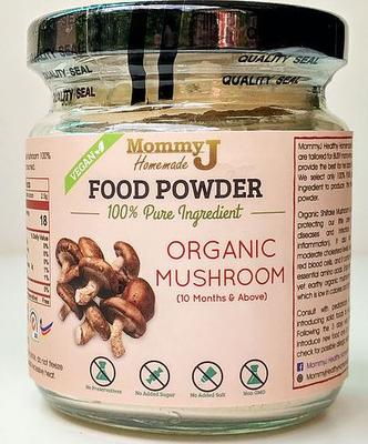 Organic Mushroom Powder 50g