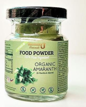 Organic Amaranth Powder 40g
