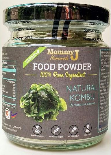 Natural Kombu Powder 100g