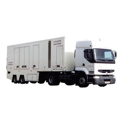 300kW - 375kVA