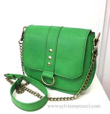 Lybloo cuir vert