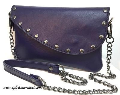 Isia pochette violette