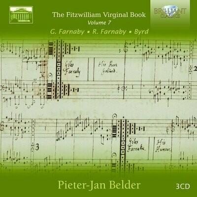 Fitzwilliam Virginalbook VII (3 CD)