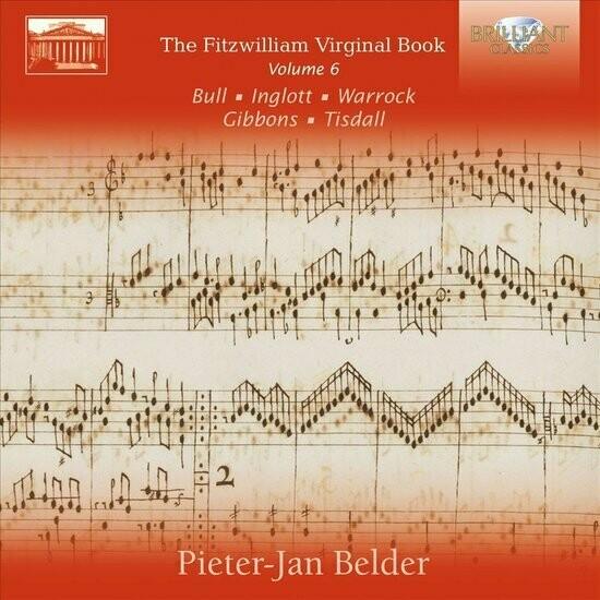 Fitzwilliam Virginal Book volume VI 2 CD
