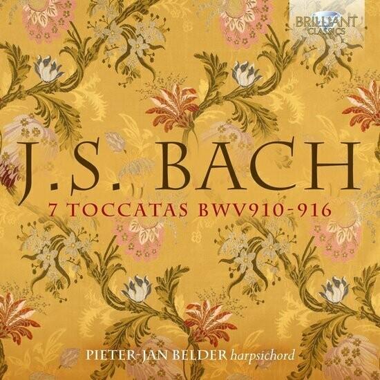J.S Bach 7 Toccata's BWV 910-916