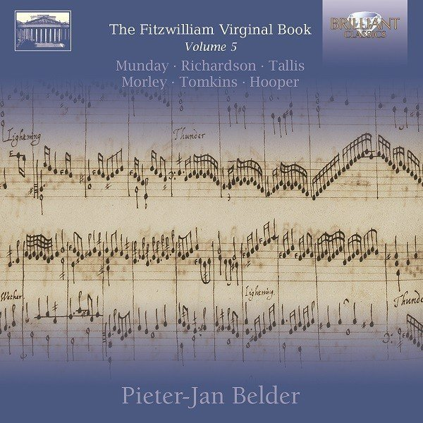Fitzwilliam Virginal book Vol. 5