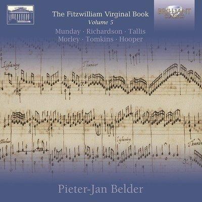 Fitzwilliam Virginal book Vol. 5