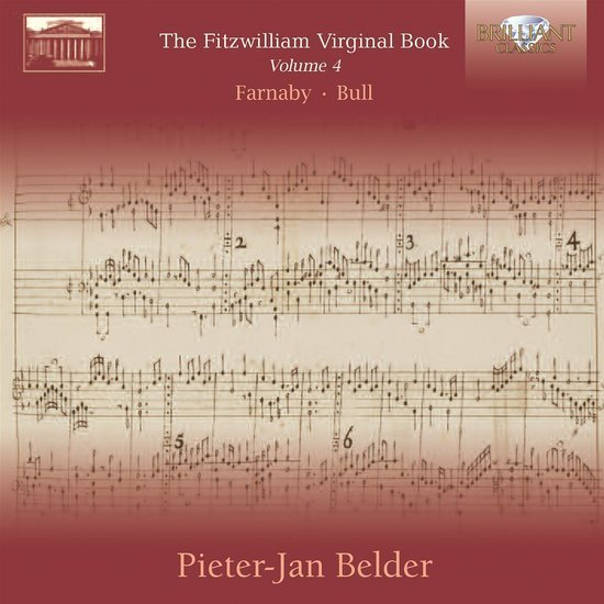 Fitzwilliam Virginal book Vol. 4