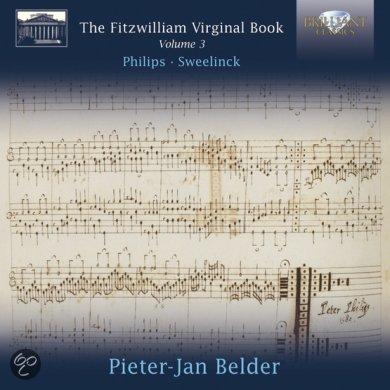 Fitzwilliam Virginal book Vol. 3