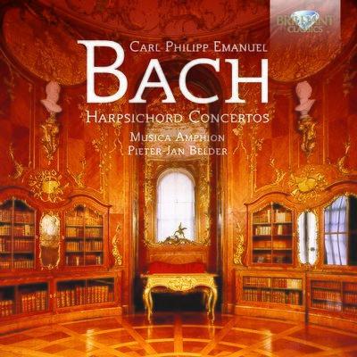 C.P.E. Bach - Harpsichord Concertos