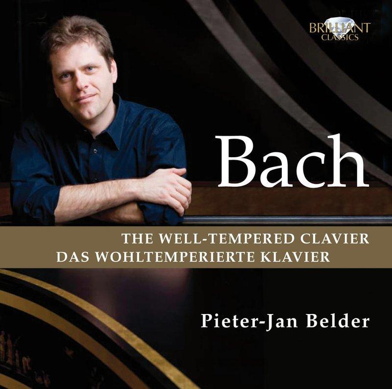 J.S. Bach - Das Wohltemperierte Klavier