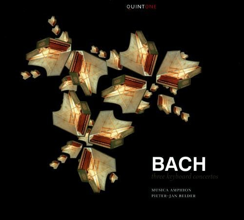 J.S. Bach - Three Keyboard Concertos