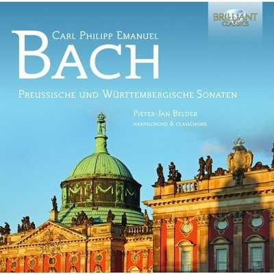 C.P.E. Bach - Sonaten