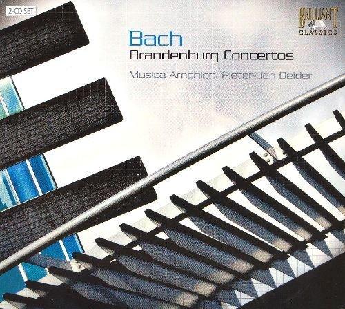 J.S. Bach - Brandenburg Concertos