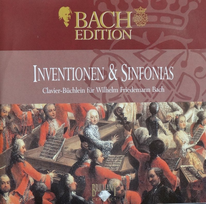 J.S. Bach - Inventionen & Sinfonias