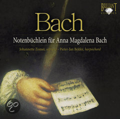 J.S. Bach - Notenbuchlein Fur Anna Magdalena