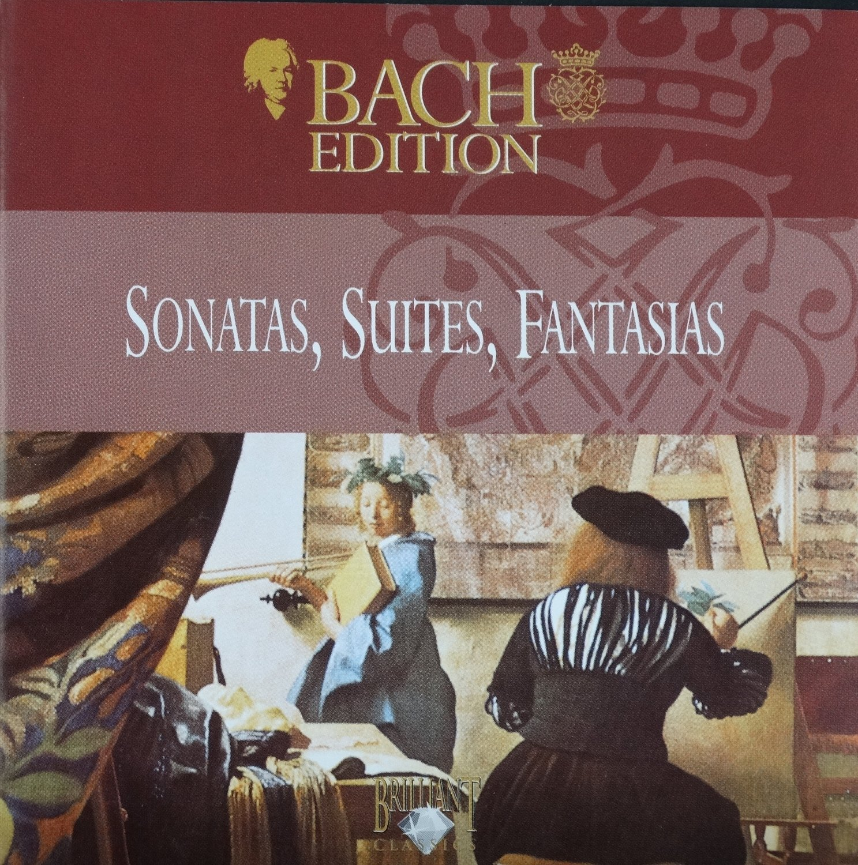 J.S. Bach - Sonatas, Suites, Fantasias