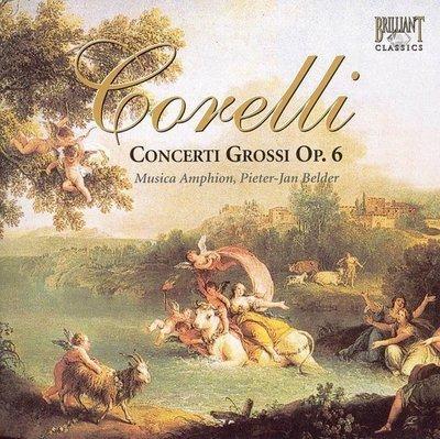 Corelli - Concerti Grossi, Opus 6