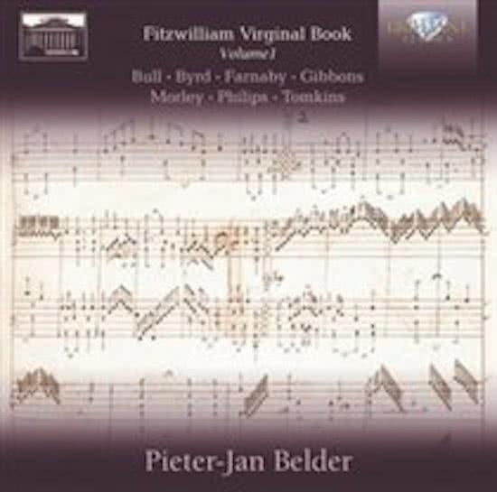 Fitzwilliam Virginal book Vol. 1