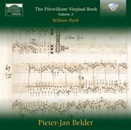 Fitzwilliam Virginal book Vol. 2