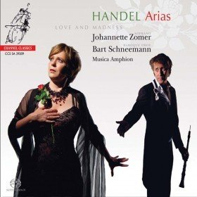 Handel - Love and Madness