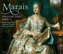 Marais - Pièces de Viole book V
