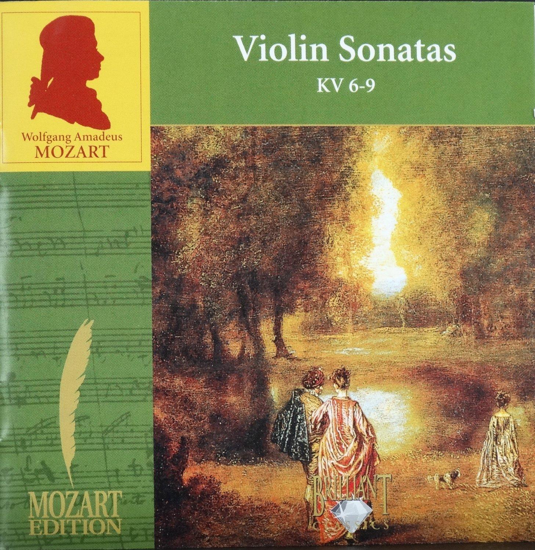 Mozart - Violin Sonatas