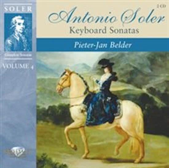 Soler - Keyboard Sonatas vol. 4