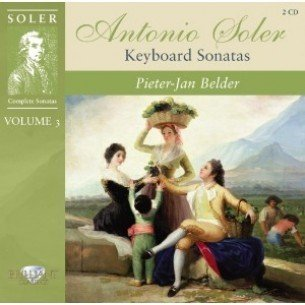 Soler - Keyboard Sonatas vol. 3