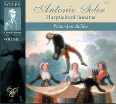 Soler - Harpsichord Sonatas vol. 1